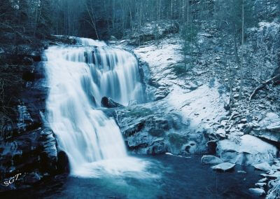 Bald-River-Falls-Winter-signed